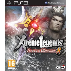 Koei Dynasty Warriors 8 - Xtreme Legends - PS3