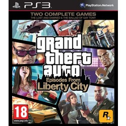 Rockstar Grand Theft Auto - Episodes From Liberty City - PS3