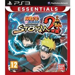 Bandai Namco Naruto Shippuden - Ultimate Ninja Storm 2 - PS3 (essentials)