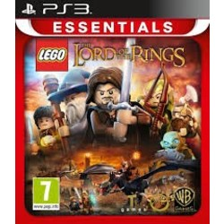 Warner Bros. LEGO Lord Of The Rings - PS3 (Essentials)