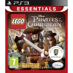 Disney Interactive LEGO Pirates of the Caribbean - The Video game - PS3 (Essentials)