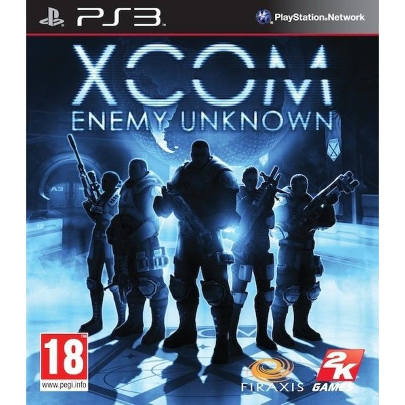 2K Games Xcom Enemy Unknown - PS3
