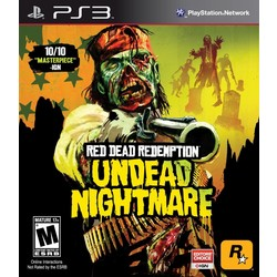 Rockstar Red Dead Redemption Undead Nightmare - PS3
