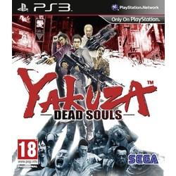 SEGA Yakuza - Dead Souls - PS3
