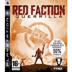 THQ Red Faction - Guerrilla - PS3