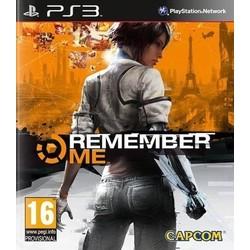 Capcom Remember Me - PS3