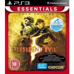 Capcom Resident Evil 5 Gold Edition - PS3 (essentials)