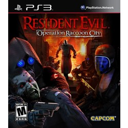 Capcom Resident Evil - Operation Raccoon City - PS3