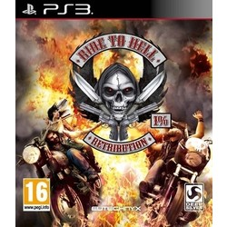 Deep Silver Ride To Hell - Retribution - PS3