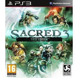 Deep Silver Sacred 3 First Edition - PS3