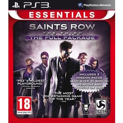 Deep Silver Saints Row The Third - The Full Package - PS3 (essentials)
