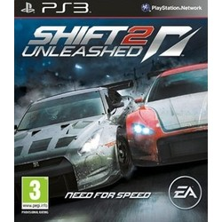 Electronic Arts Need for Speed - Shift 2 Unleashed - PS3