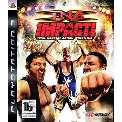 Midway TNA Impact - PS3