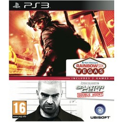 Ubisoft Rainbow Six Vegas + Splinter Cell Double Agent - PS3