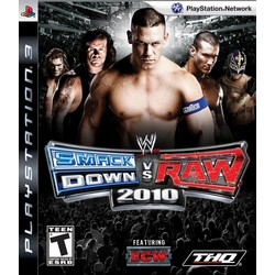 THQ WWE SmackDown! vs. RAW 2010 - PS3