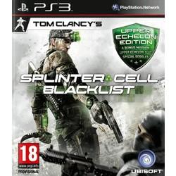 Ubisoft Tom Clancy's Splinter Cell - Blacklist - PS3 (Upper Echelon Edition)