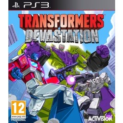 Activision Transformers - Devastation - PS3