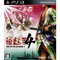 Rising Star Games Way of the Samurai 4 - PS3