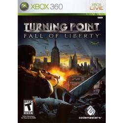 Codemasters Turning Point Fall Of Liberty - Xbox 360 [Gebruikt]