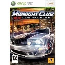 Rockstar Midnight Club Los Angeles - Xbox 360 [Gebruikt]