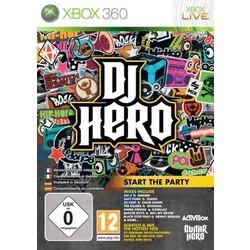 Activision DJ Hero - Xbox 360 [Gebruikt]