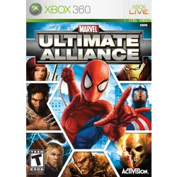 Activision Marvel Ultimate Alliance - Xbox 360 [Gebruikt]