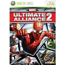 Activision Marvel Ultimate Alliance 2 - Xbox 360 [Gebruikt]
