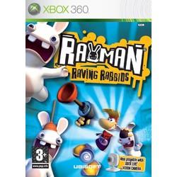 Ubisoft Rayman Raving Rabbids - Xbox 360 [Gebruikt]