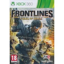 THQ Frontlines Fuel Of War - Xbox 360 [Gebruikt]