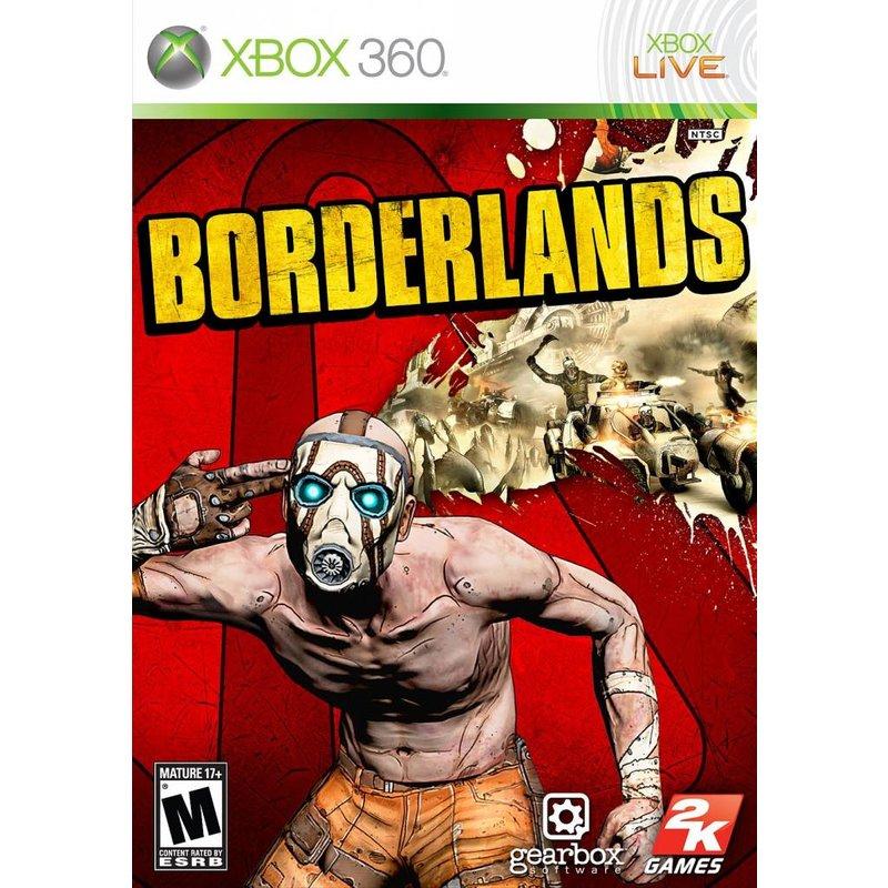 2K Games Borderlands - Xbox 360 [Gebruikt]