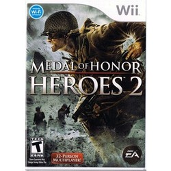 Electronic Arts Medal Of Honor Heroes 2 - Wii [Gebruikt]