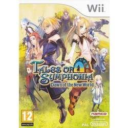 Bandai Namco Tales Of Symphonia Dawn Of The New World - Wii [Gebruikt]
