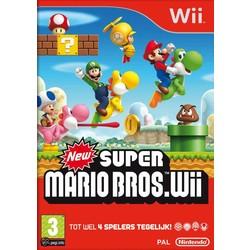 Nintendo New Super Mario Bros - Wii [Gebruikt]