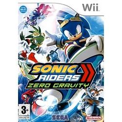 SEGA Sonic Riders Zero Gravity - Wii [Gebruikt]