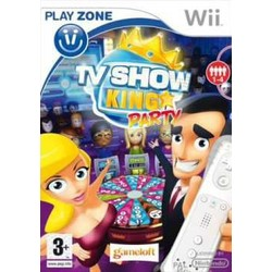 Tv Show King Party - Wii [Gebruikt]