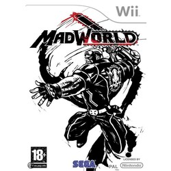 SEGA Madworld - Wii [Gebruikt]