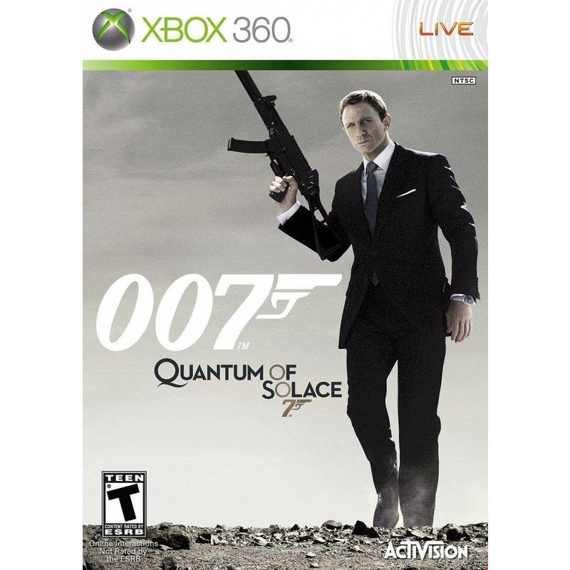 Activision 007 Quantum of Solace - Xbox 360 [Gebruikt]