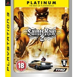 THQ Saints Row 2 (platinum) - PS3 [Gebruikt]