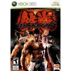 Bandai Namco Tekken 6 - Xbox 360 [Gebruikt]