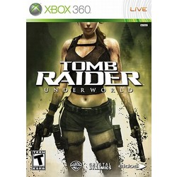 Eidos Interactive Tomb Raider Underworld - Xbox 360 [Gebruikt]