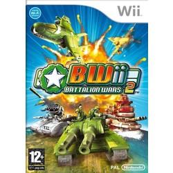 Nintendo Battalion Wars 2 - Wii [Gebruikt]