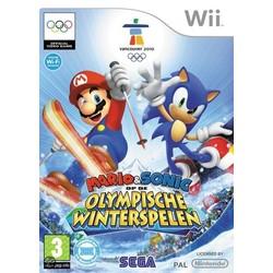 SEGA Mario & Sonic Op De Olympische Winterspelen - Wii [Gebruikt]