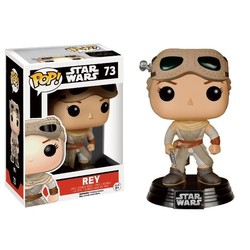 Funko pop Pop! Star Wars: The Force Awakens - Rey with Goggles (Limited Edition)