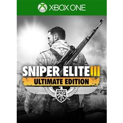 505 Games Sniper Elite 3 - Ultimate Edition - Xbox One