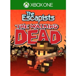 Team 17 The Escapists - The Walking Dead Edition - Xbox One