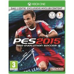 Konami Pro Evolution Soccer 2015 (Day One Edition) - Xbox One