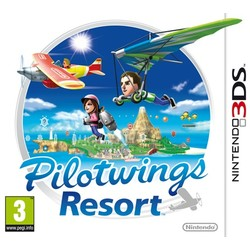 Nintendo Pilotwings Resort - 3DS/2DS