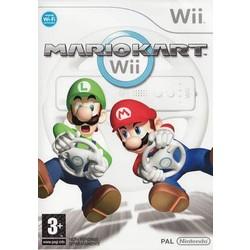 Nintendo Mario Kart Wii - Wii [Gebruikt]