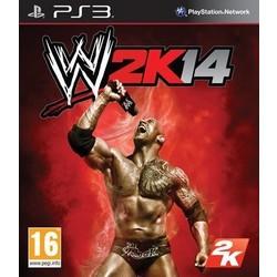 2K Games WWE 2k14 - PS3 [Gebruikt]