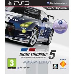 Sony Computer Entertainment Gran Turismo 5 - PS3 [Gebruikt]